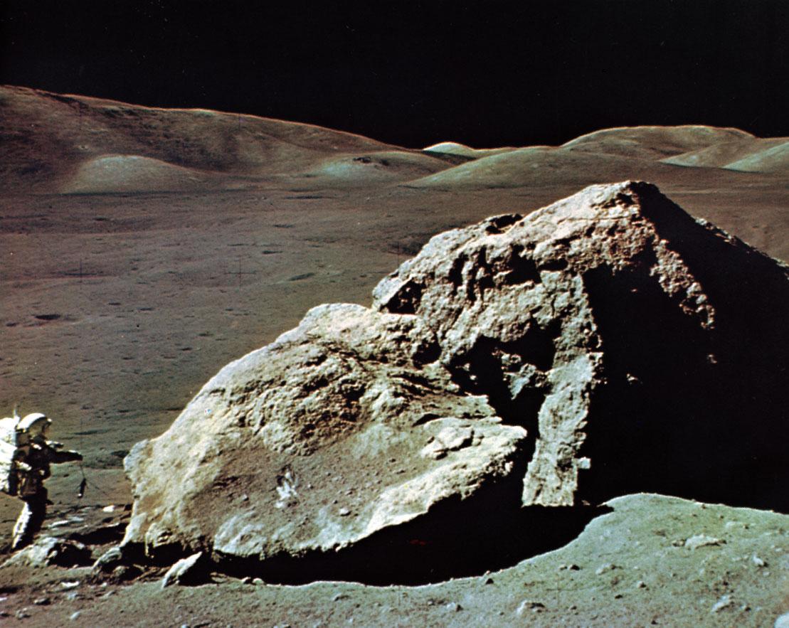 Lunar rocks
