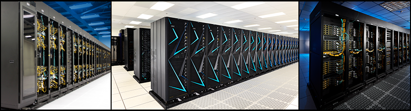 LLNL High Performance Computers