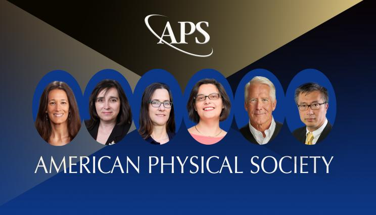 Six Lawrence Livermore researchers named 2019 fellows of the American  Physical Society | Lawrence Livermore National ...