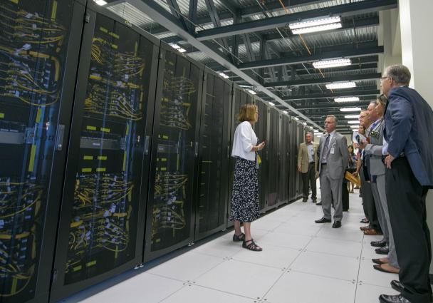 computer building
