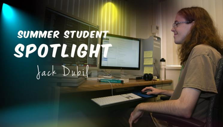 summer student spotlight