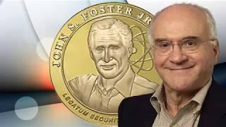 Victor Reis reflects on his career and the Foster Medal