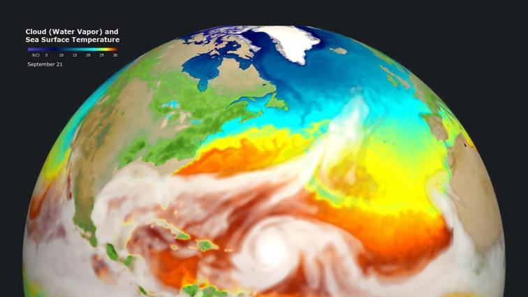 E3SM: DOE's New, State-of-the-Science Earth System Model