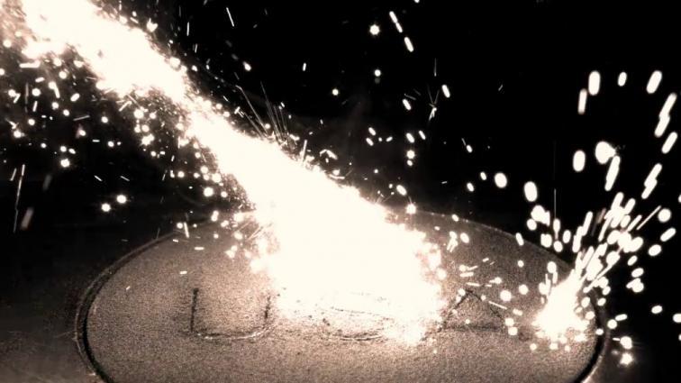 Metal Powder Bed Fusion (AM) Process w/ Titanium Powder